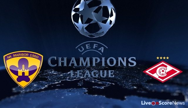 Maribor vs  Spartak Moscow Preview and Prediction Live stream UCL 2017-2018