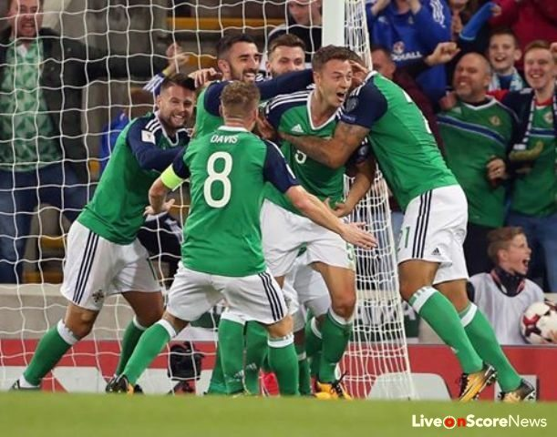 N.Ireland 2 – 0 Czech Republic Full Highlights-FIFA World Cup 2018 Qualification