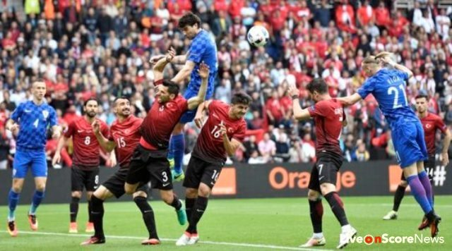 Turkey 1-0 Croatia Full Highlights-FIFA World Cup 2018 Qualification