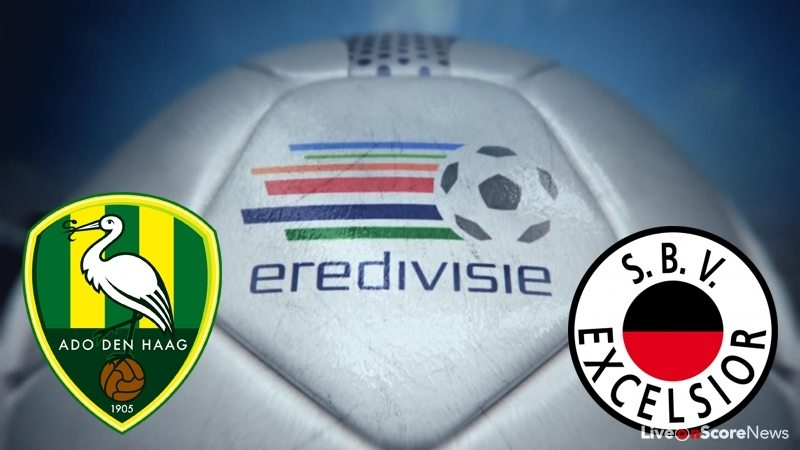 ADO Den Haag vs Excelsior Preview and Prediction Live Stream Netherlands – Eredivisie 2017-2018