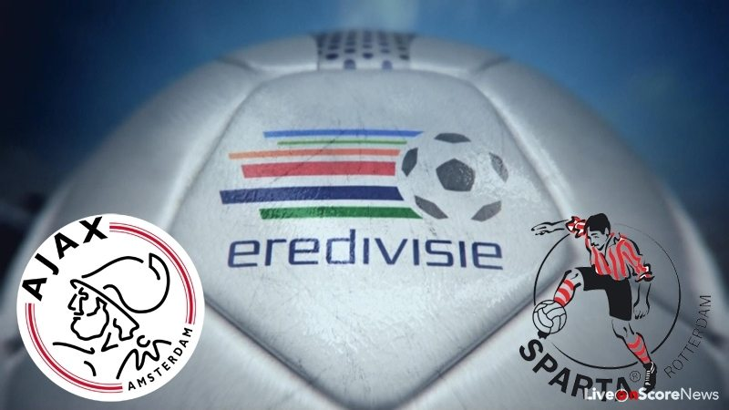 Ajax vs Sparta Rotterdam Preview and Prediction Live Stream Netherlands – Eredivisie 2017-2018