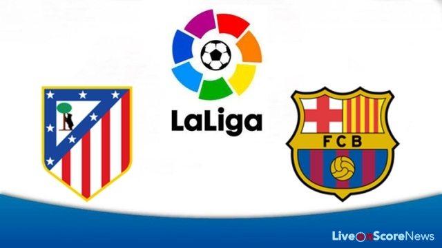 Atletico Madrid vs Barcelona Preview and Prediction Live Stream LaLiga  Santander 2017-2018