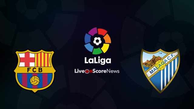 Barcelona vs Malaga Preview and Prediction Live Stream LaLiga Santander 2017-2018