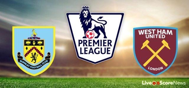 Burnley vs West Ham United Preview and Prediction Live stream Premier League 2017-2018