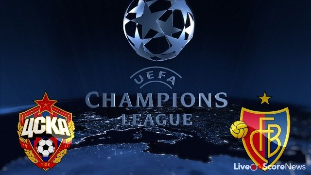 CSKA Moscow vs Basel Preview and Prediction Live stream UCL 2017-2018