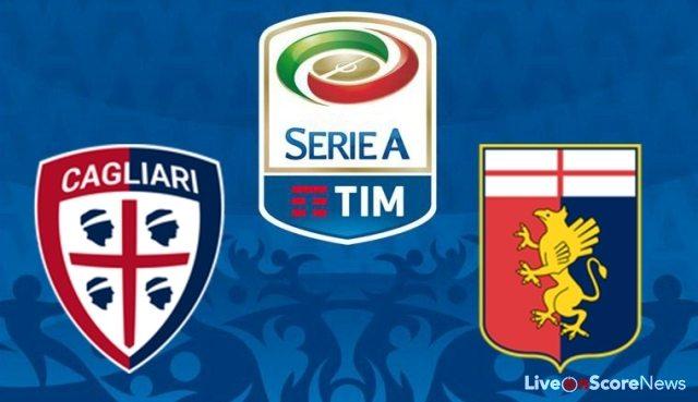 Cagliari vs Genoa Preview and Prediction Live stream Serie Tim A 2017-2018