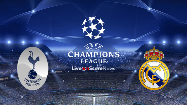 Tottenham Hotspur Vs Real Madrid Preview And Prediction Live Stream