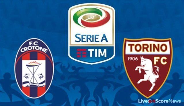 Crotone vs Torino Preview and Prediction Live stream Serie Tim A 2017-2018