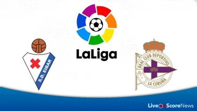 Eibar vs Deportivo La Coruna Preview and Prediction Live Stream LaLiga Santander 2017-2018