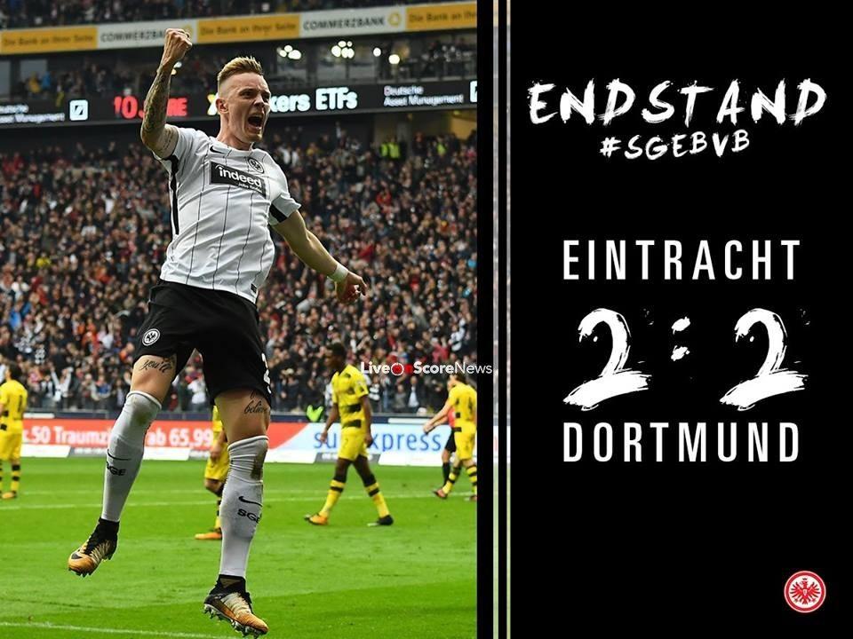 Dortmund Frankfurt 2021