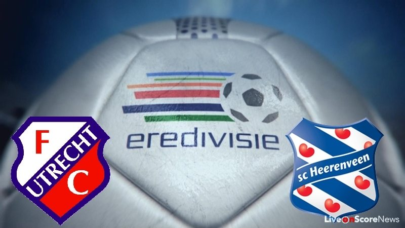 FC Utrecht vs SC Heerenveen Preview and Prediction Live Stream Netherlands – Eredivisie 2017-2018