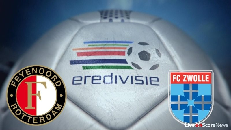 Feyenoord vs PEC Zwolle Preview and Prediction Live Stream Netherlands – Eredivisie 2017-2018