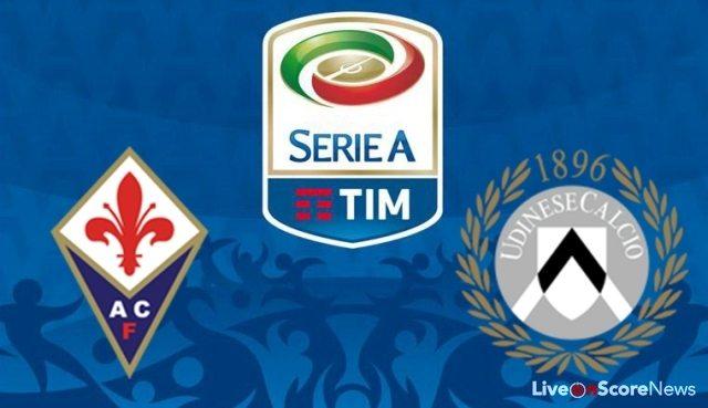 Fiorentina vs Udinese Preview and Prediction Live stream Serie Tim A 2017-2018