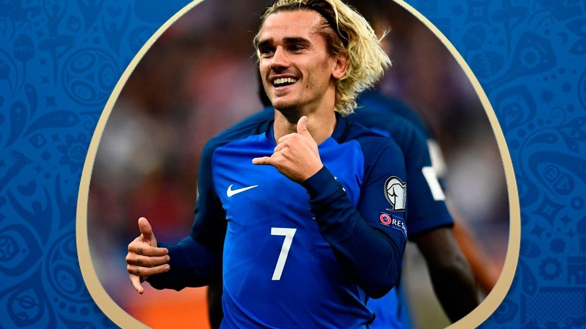 France 2-1 Belarus Full Highlights-FIFA World Cup 2018 Qualification