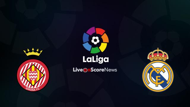 Image result for Girona vs Real Madrid