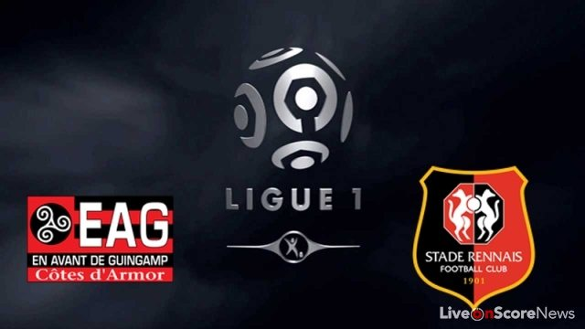 Guingamp vs Rennes Preview and Prediction Live Stream France Ligue 1 2017-2018