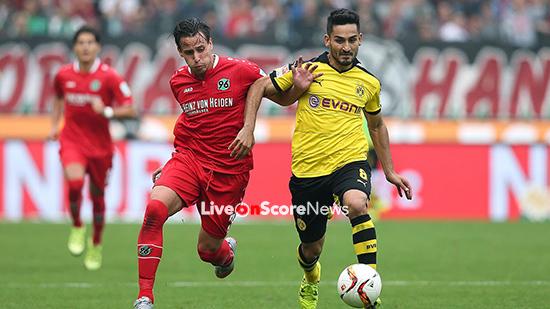 Hannover 96 Vs Borussia Dortmund Preview And Prediction Live Stream