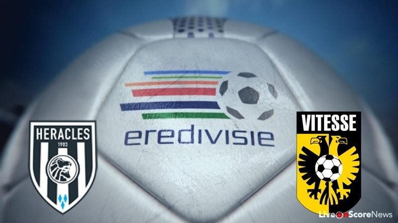 Heracles vs Vitesse Preview and Prediction Live Stream Netherlands – Eredivisie 2017-2018