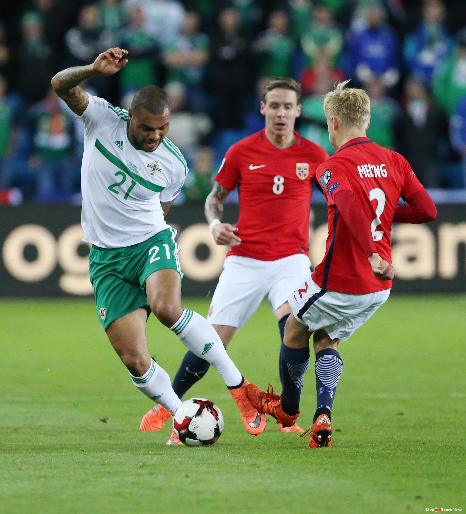 Republic Of Ireland V Azerbaijan: 2018 Fifa World Cup Qualification Ireland