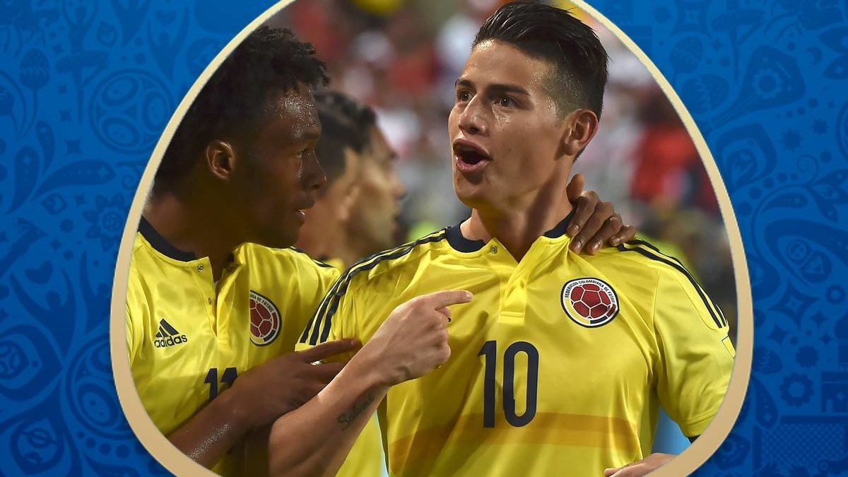 Peru 1-1 Colombia Full Highlights-FIFA World Cup 2018 Qualification