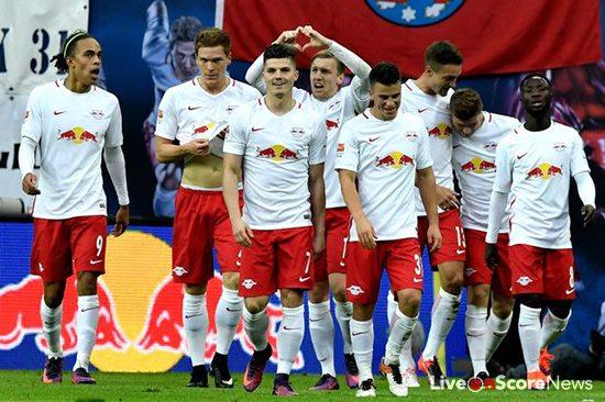 Резултат с изображение за rasenballsport leipzig
