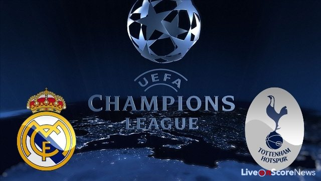 Real Madrid vs Tottenham Hotspur Preview and Prediction Live stream UCL 2017-2018