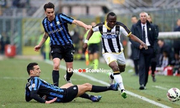 Udinese vs Atalanta Preview and Prediction Live stream