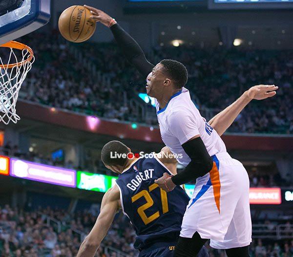 Utah Jazz Vs Oklahoma City Thunder Preview And Prediction