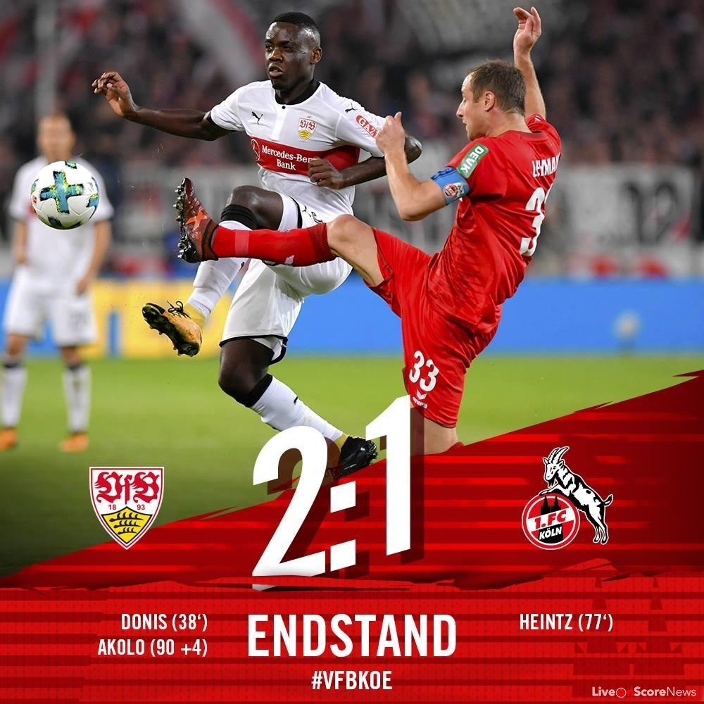 Vfb Stuttgart Dortmund 2021