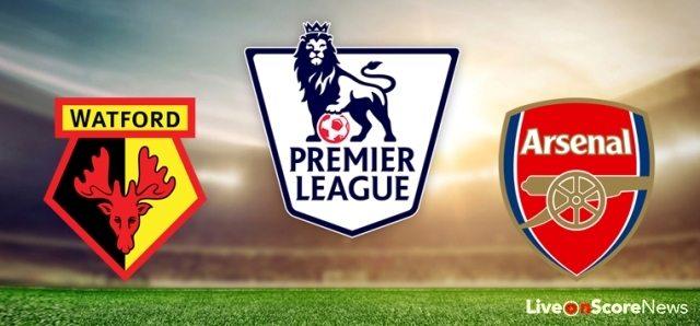 Watford vs Arsenal Preview and Prediction Live stream Premier League 2017-2018