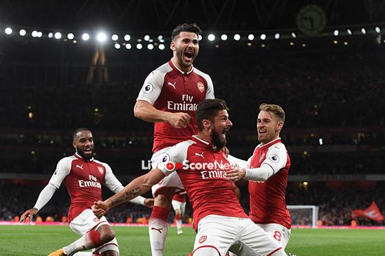 Arsenal Vs Huddersfield: Arsenal 1 0 Huddersfield