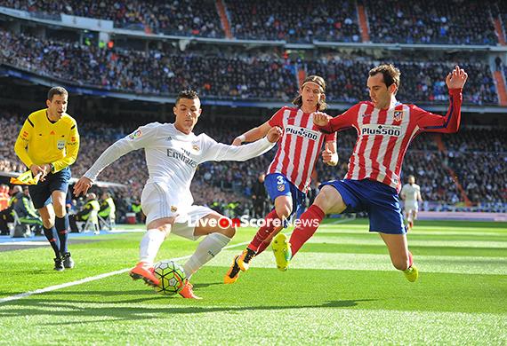 28.10.17 LL Atl. Madrid Villarreal 1 : 1 25.10.17 CDR Elche Atl. Madrid 1 :  1 22.10.17 LL Celta Vigo Atl. Madrid ...