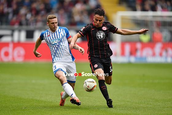 Eintracht Frankfurt Hoffenheim Live Stream