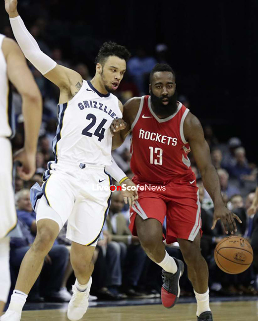 Houston Rockets Vs Memphis Grizzlies Preview And
