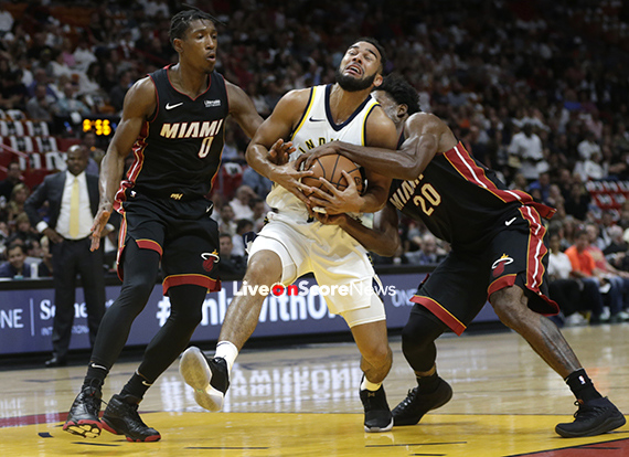 Miami Heat vs Indiana Pacers Preview and Prediction Live ...