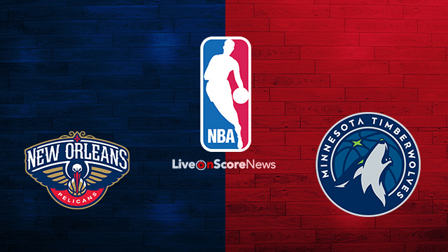 32b7a414f0f New Orleans Pelicans vs Minnesota Timberwolves Preview and Prediction Live  stream NBA 2017-2018