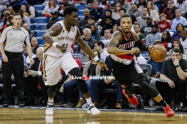Portland Trail Blazers Vs New Orleans Pelicans Live Nba Game 3 Playoffs 2018 - Live VSS TV PC ABC