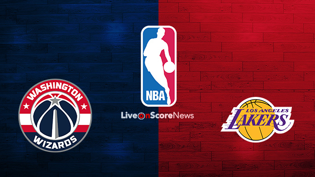 Washington Wizards vs Los Angeles Lakers Preview and ...