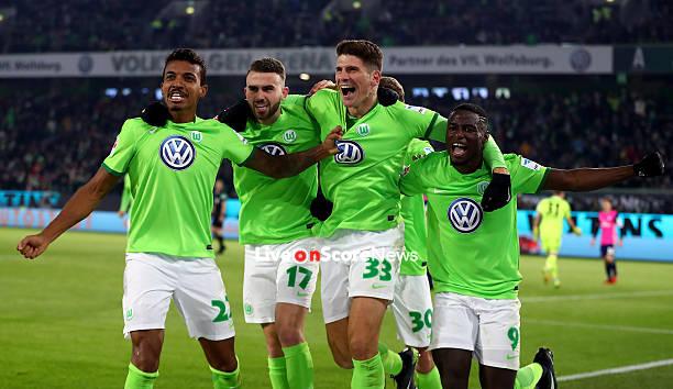 Koln Vs Wolfsburg