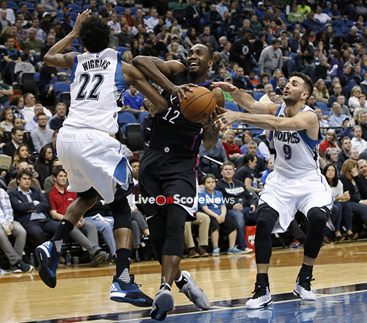 Los Angeles Clippers Vs Minnesota Timberwolves Preview And