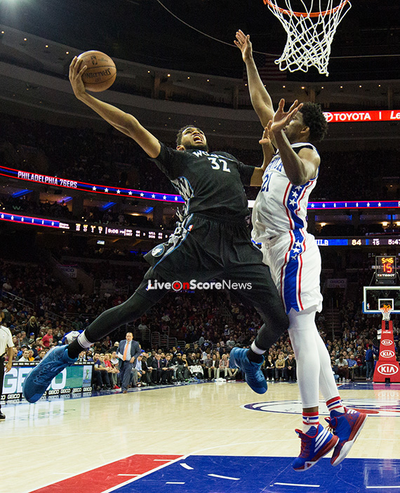 Minnesota Timberwolves Vs Philadelphia 76ers Preview And