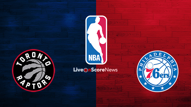 Image result for Toronto Raptors vs Philadelphia 76ers Live Streaming