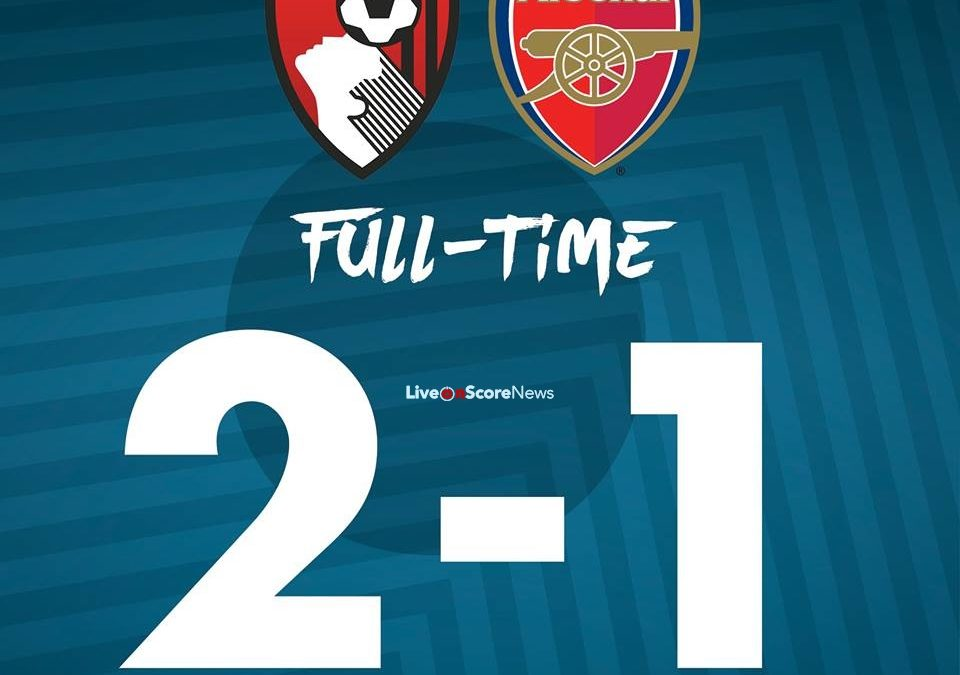 AFC Bournemouth 2-1 Arsenal Full Highlights Premier League 2018