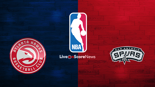 Atlanta Hawks vs San Antonio Spurs Preview and Prediction Live stream NBA 2018