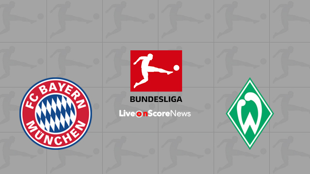 Bayern Munich vs Werder Bremen Preview and Prediction Live stream Bundesliga 2018
