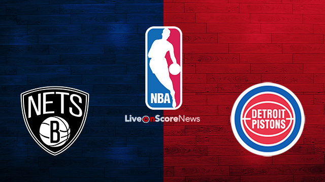 Brooklyn Nets vs Detroit Pistons Preview and Prediction Live stream NBA 2018