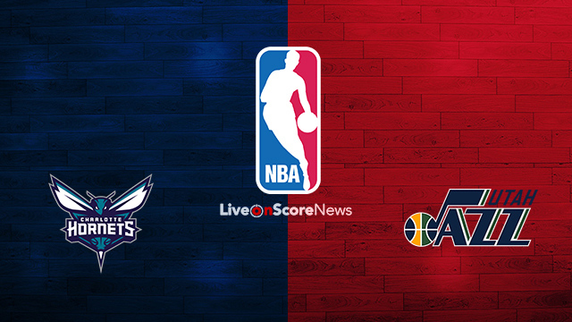 Charlotte Hornets vs Utah Jazz Preview and Prediction Live stream NBA 2018