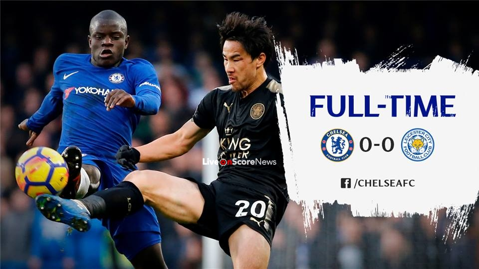 Chelsea 0-0 Leicester City Full Highlights Premier League 2018