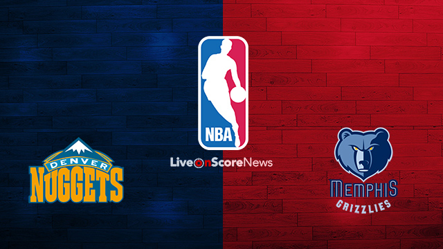 Denver Nuggets vs Memphis Grizzlies Preview and Prediction Live stream NBA 2018