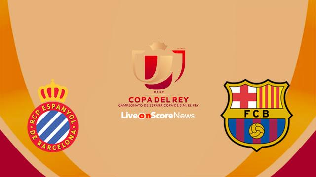 Espanyol vs Barcelona Preview and Prediction Live Stream Copa del Rey 2018